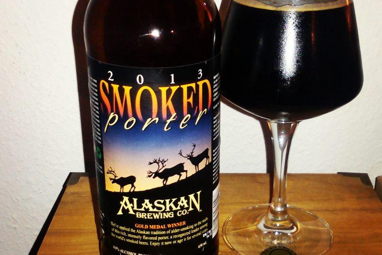 Alaskan - Smoked Porter 2013