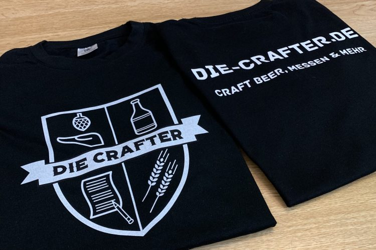 Die Crafter - T-Shirt 2019