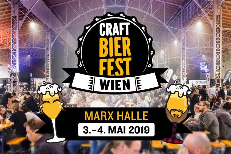 Craft Bier Fest 2019 Wien