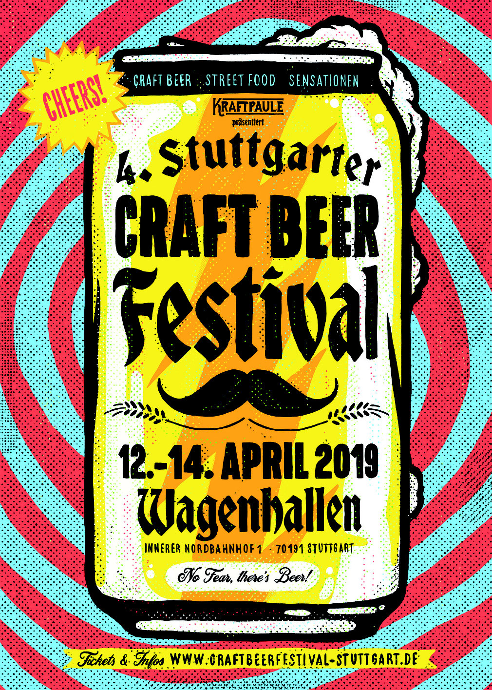 Craft Beer Festival Stuttgart April 2019