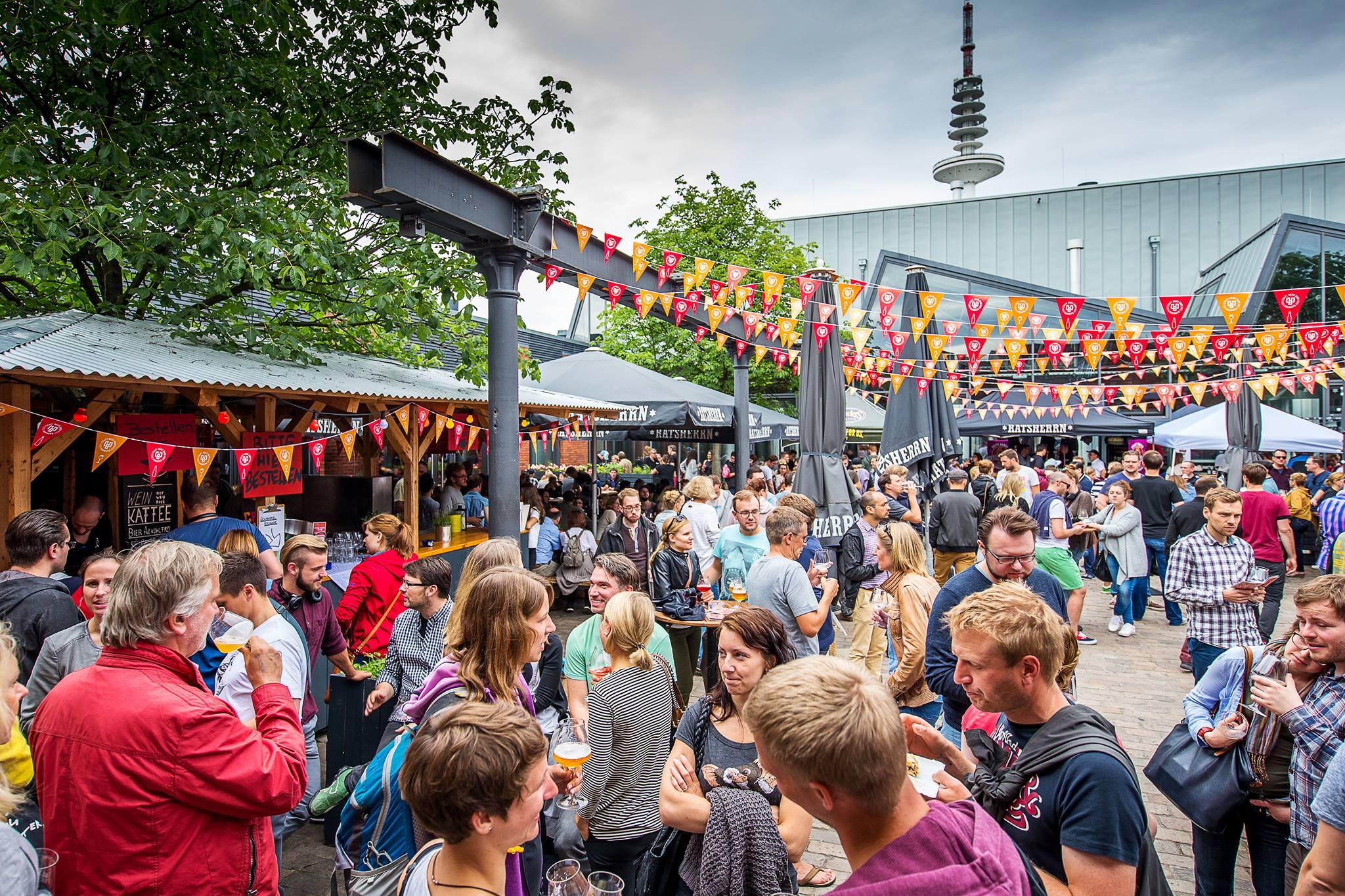 Craft Beer Days 2019 Hamburg © www.altes-maedchen.com