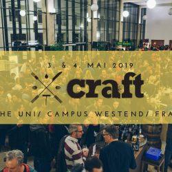 CRAFT Frankfurt Mai 2019