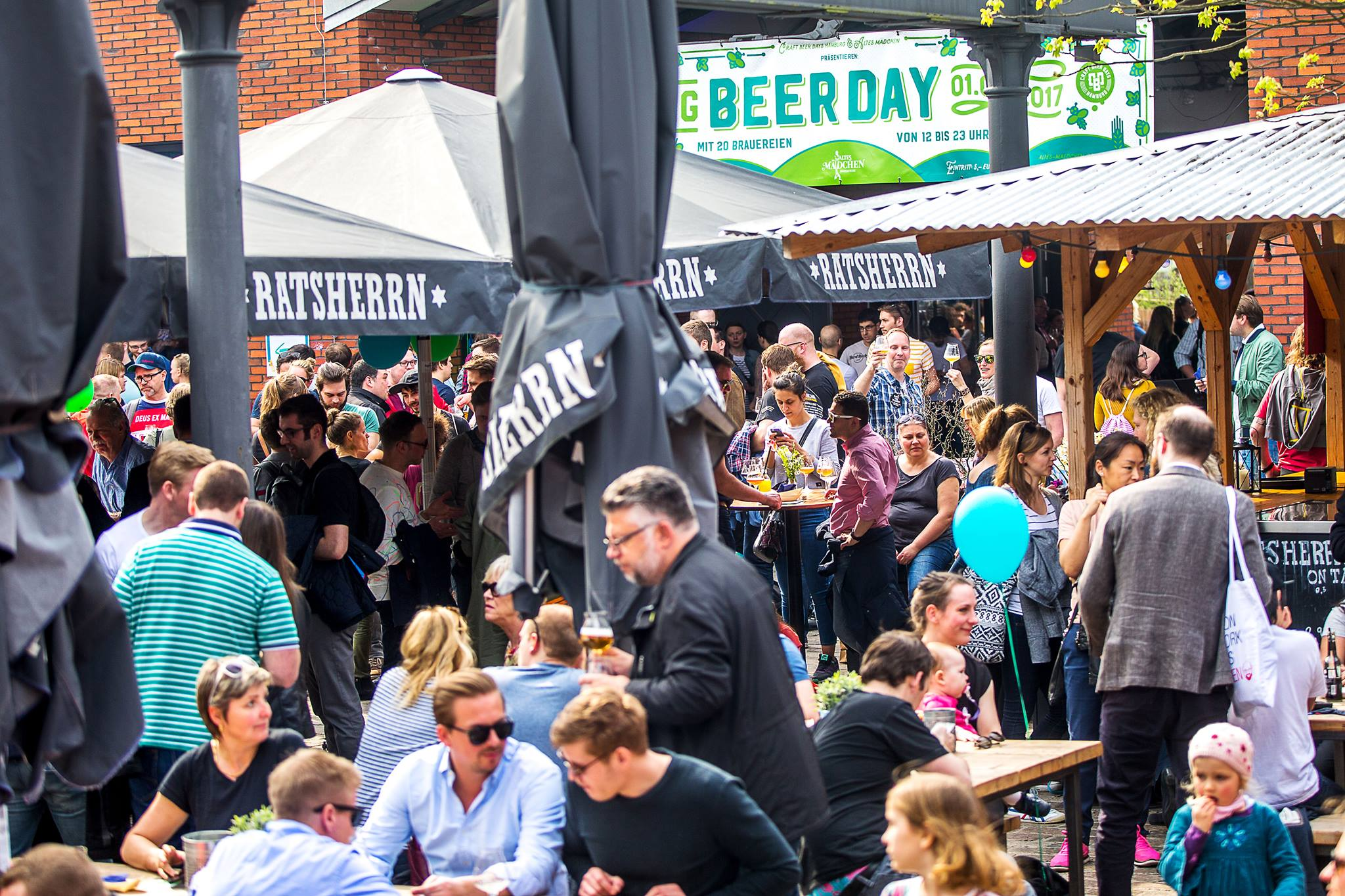 Spring Beer Day 2019 (Hamburg) © www.altes-maedchen.com