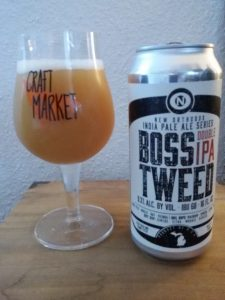 Old Nation Brewing Co. – Boss Tweed NE DIPA