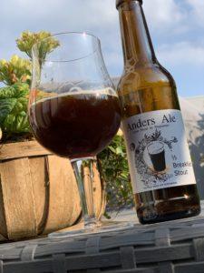 Anders Ale - 1/2 Breakfast Stout