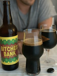 18th Street Brewery - Bitches Bank (Russian Imperial Stout)