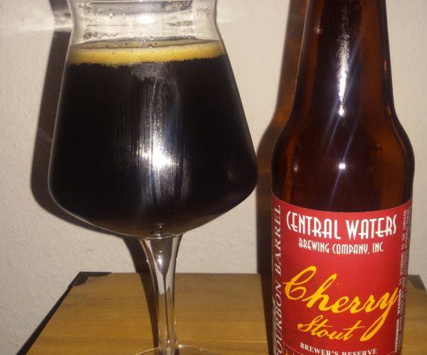 Central Waters – Cherry Stout BA Bourbon 2018