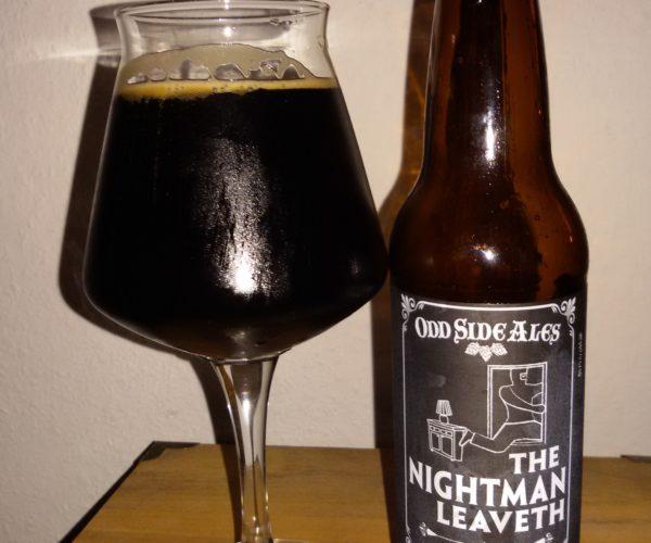 Odd Side Ales – The Nightman Leaveth