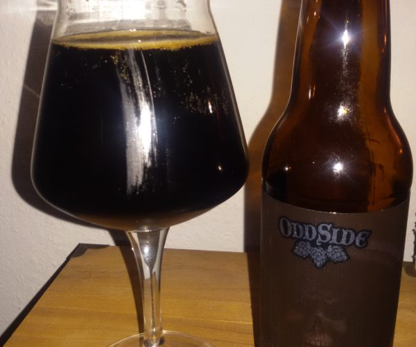 Odd Side Ales - Deleterious