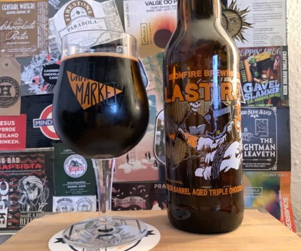 Ironfire Brewing Company - Last Rites Triple Chocolate Stout