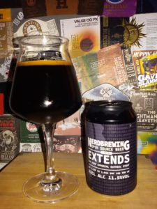 Nerdbrewing - Extends Oak Aged Imperial Oatmeal Stout