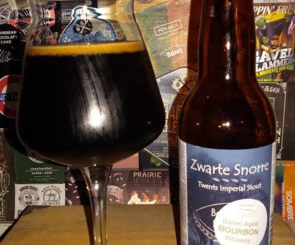 Berghoeve Brouwerij – Zwarte Snorre Barrel Aged Bourbon Whiskey