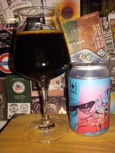 Lervig x Way Beer - 3 Bean Stout Rum BA