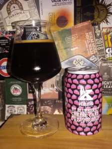 Brouwerij Kees x Seven Island – NY Blueberry Cheese Cake with Chocolate & Maple Topping