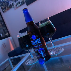 FiftyFifty Brewing - Eclipse Woodford Reserve 2018 (Blue Peal Wax)