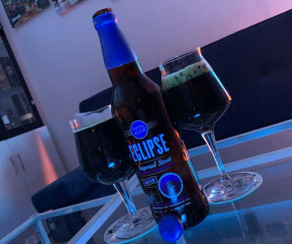 FiftyFifty Brewing - Eclipse (Imperial Stout Barrel Aged)