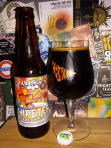 Odd Side Ales - Hipster Brunch Stout