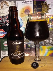 Jackie O's Pub & Brewery – Bourbon Barrel Dark Apparition 2019