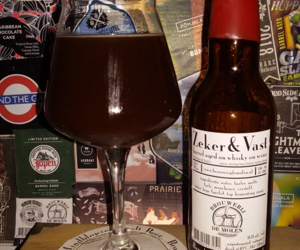 De Molen - Zeker & Vast BA On Whisky On Wine