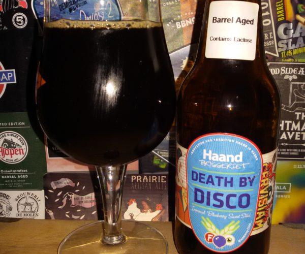 HaandBryggeriet - Death By Disco Double Barrel Aged