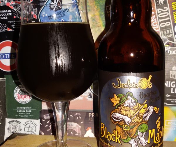 Jackie O's – Bourbon Barrel Black Maple (2018)
