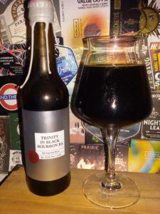 Pühaste - Trinity In Black Bourbon BA