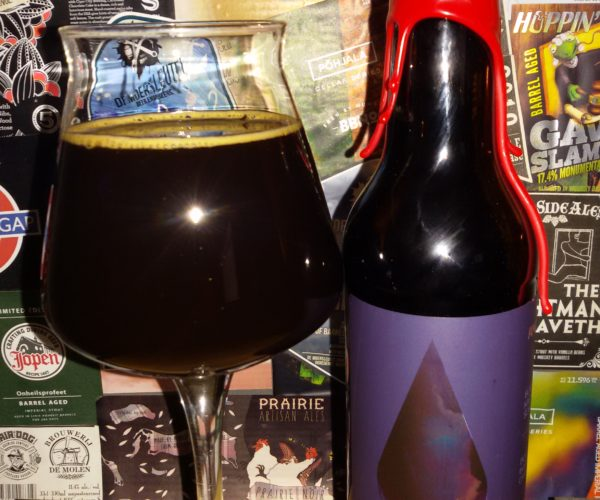 Anderson's Craft Beer - Darknight Bourbon BA