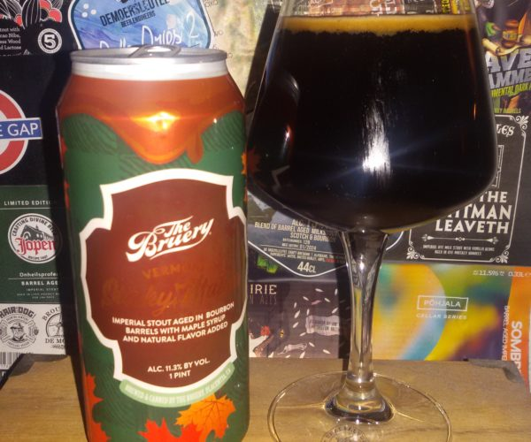 The Bruery - Vermont Sticky Maple (2019)
