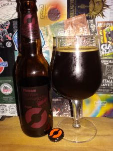 Nogne O - Flotsam (BA Red Wine Quadrupel)