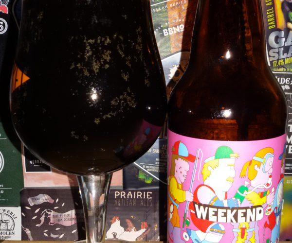 Prairie Artisan Ales - Weekend