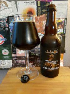 Jackie O's Pub & Brewery – Dark Apparition (Vanilla & Coffee Bean Bourbon Barrel 2020)