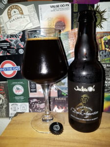 Jackie O's Pub & Brewery - Bourbon Barrel Dark Apparition 2020