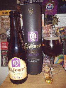 La Trappe - Quadrupel Oak Aged Batch #39